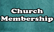 Calvary Gospel Church - Church Membership